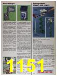 1991 Sears Spring Summer Catalog, Page 1151