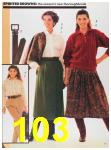 1988 Sears Fall Winter Catalog, Page 103