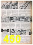 1957 Sears Spring Summer Catalog, Page 450