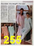 1988 Sears Fall Winter Catalog, Page 255