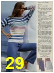 1984 Sears Spring Summer Catalog, Page 29