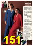 1975 Sears Fall Winter Catalog, Page 151