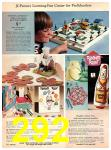 1971 JCPenney Christmas Book, Page 292