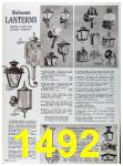 1964 Sears Fall Winter Catalog, Page 1492