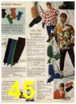 1968 Sears Fall Winter Catalog, Page 45