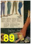 1961 Sears Spring Summer Catalog, Page 89