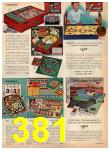 1961 Sears Christmas Book, Page 381