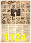 1958 Sears Fall Winter Catalog, Page 1124