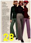 1974 Sears Fall Winter Catalog, Page 28