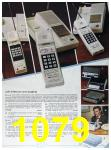 1985 Sears Fall Winter Catalog, Page 1079