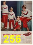 1958 Sears Fall Winter Catalog, Page 256