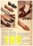 1958 Sears Fall Winter Catalog, Page 185