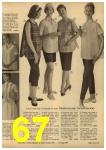 1961 Sears Spring Summer Catalog, Page 67
