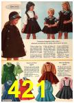 1962 Sears Fall Winter Catalog, Page 421