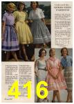 1961 Sears Spring Summer Catalog, Page 416
