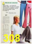 1973 Sears Spring Summer Catalog, Page 308