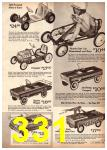 1966 Montgomery Ward Christmas Book, Page 331