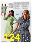 1973 Sears Spring Summer Catalog, Page 124