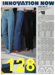 1985 Sears Spring Summer Catalog, Page 128