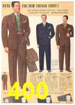1940 Sears Fall Winter Catalog, Page 400