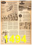 1958 Sears Fall Winter Catalog, Page 1494