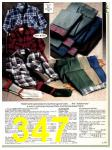 1983 Sears Fall Winter Catalog, Page 347