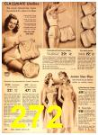 1942 Sears Spring Summer Catalog, Page 272