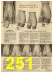 1960 Sears Spring Summer Catalog, Page 251