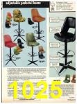 1975 Sears Fall Winter Catalog, Page 1025