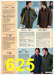 1975 Sears Fall Winter Catalog, Page 625