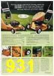 1972 Sears Spring Summer Catalog, Page 931