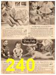 1952 Sears Christmas Book, Page 240
