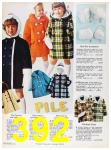 1967 Sears Fall Winter Catalog, Page 392