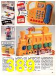 1990 Sears Christmas Book, Page 389