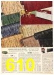 1949 Sears Spring Summer Catalog, Page 610