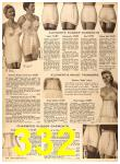 1956 Sears Fall Winter Catalog, Page 332