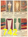 1942 Sears Spring Summer Catalog, Page 742