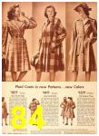 1942 Sears Spring Summer Catalog, Page 84