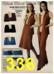 1980 Sears Fall Winter Catalog, Page 336