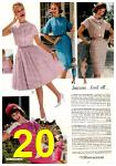 1962 Montgomery Ward Spring Summer Catalog, Page 20