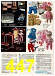 1982 JCPenney Christmas Book, Page 447