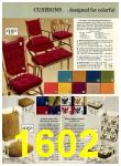 1972 Sears Fall Winter Catalog, Page 1602