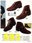 1971 Sears Fall Winter Catalog, Page 593