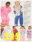 1987 Sears Fall Winter Catalog, Page 325