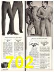1971 Sears Fall Winter Catalog, Page 702