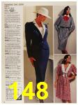1987 Sears Spring Summer Catalog, Page 148