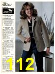 1983 Sears Fall Winter Catalog, Page 112