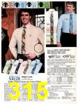 1983 Sears Fall Winter Catalog, Page 315