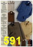 1980 Sears Fall Winter Catalog, Page 591