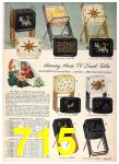 1958 Sears Fall Winter Catalog, Page 715